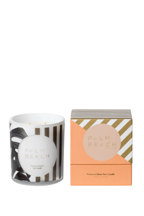 Standard Candle - Christmas Prosecco Rose` | Shop Palm Beach at IKON in Arrowtown, NZ