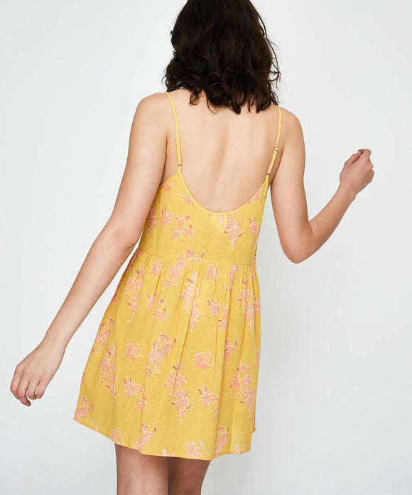 Mellow Dress - Marigold | Insight available at IKON in Arrowtown