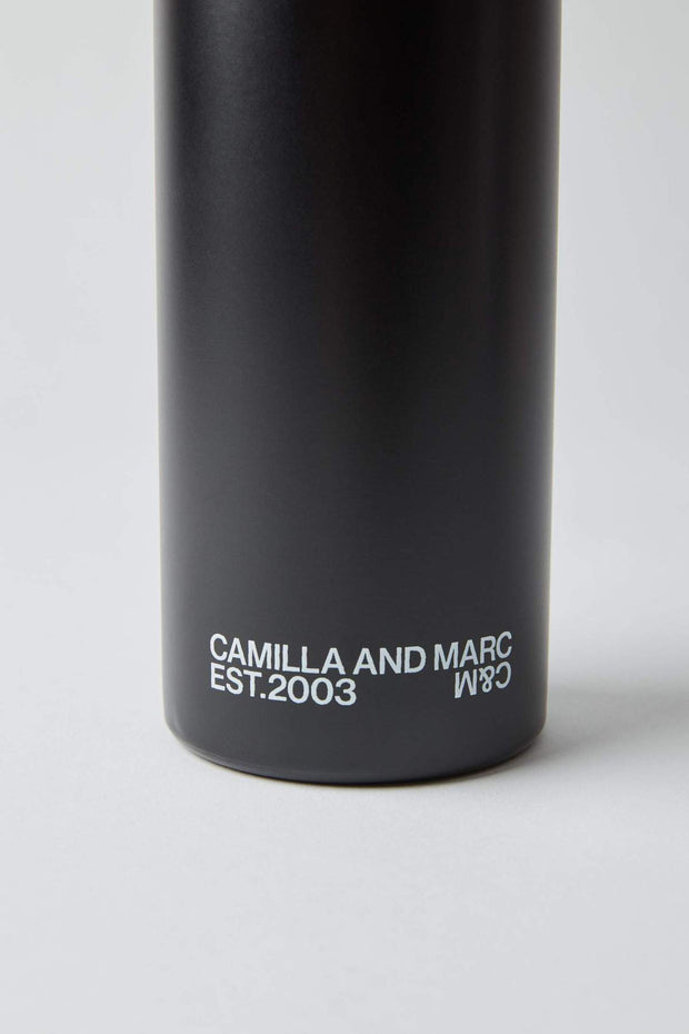 C&M Stainless Steel Drink Bottle 500ml - Black
