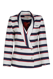 Cooper Buoy O Buoy Jacket - Red/Blue Stripe