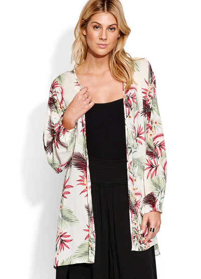 Seafolly Ocean Alley Kimono | Shop Seafolly at IKON Arrowtown NZ