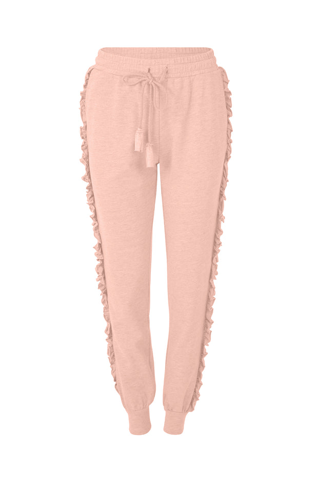 Coop You Frill Me Pant - Pink