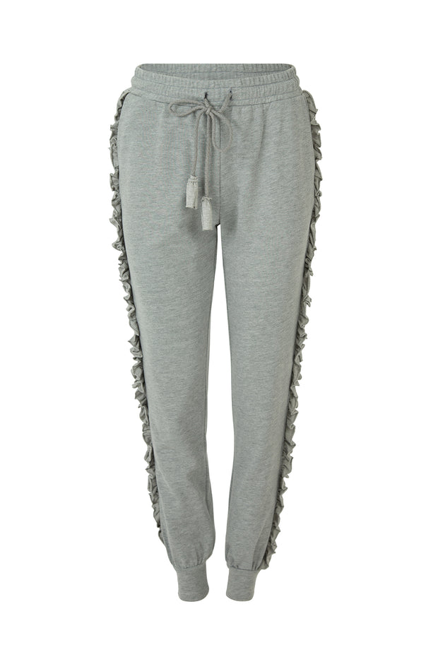 Coop You Frill Me Pant - Grey