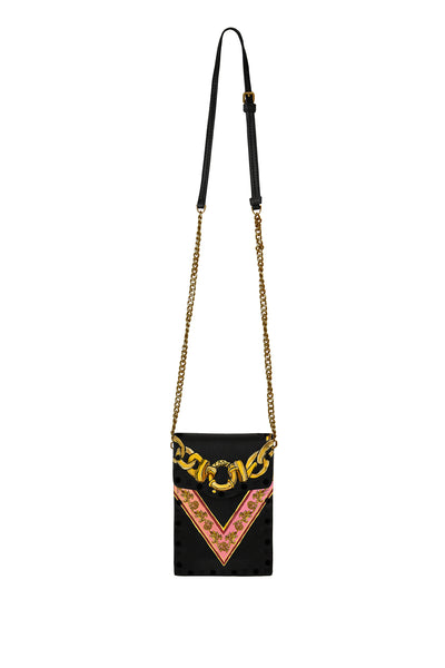 Coop Gold Shoulder Bag - Black | Shop Coop by Trelise Cooper at IKON