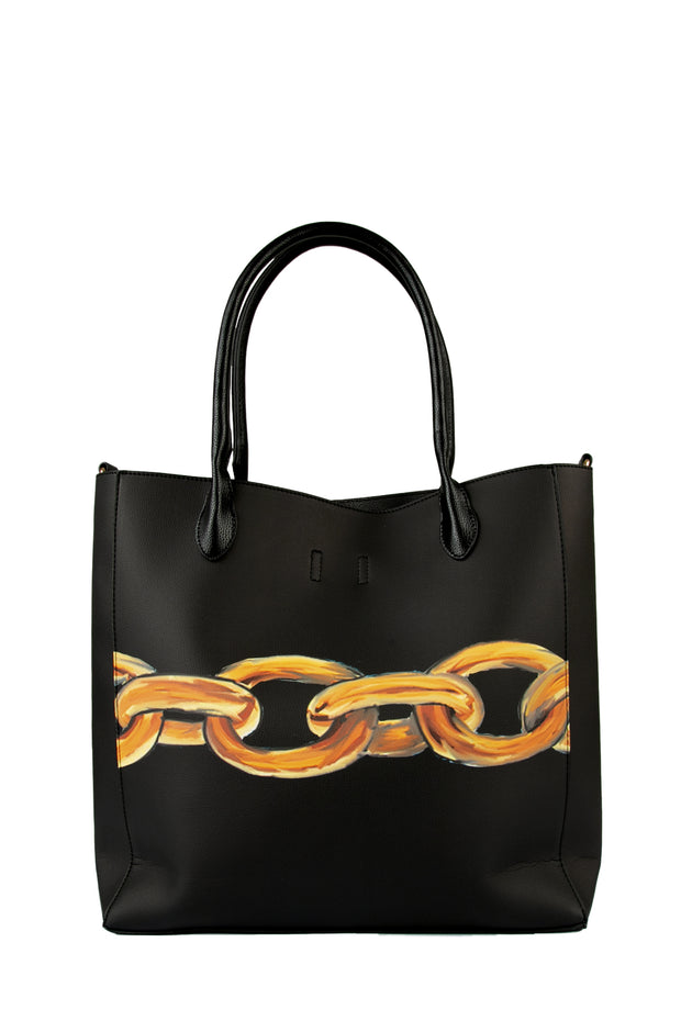 Coop Money Tote - Black