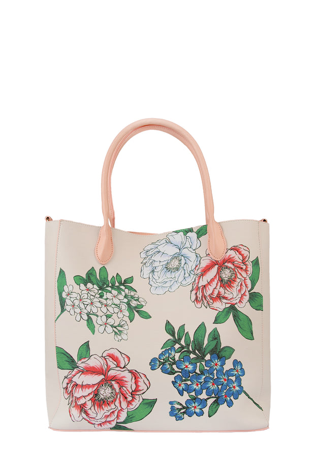 Coop Bag A Bouquet Tote - Floral