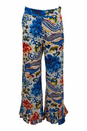 Cooper Frilling Feelings Pant - Blue Print
