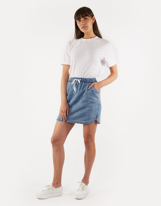 Minor Skirt - Denim