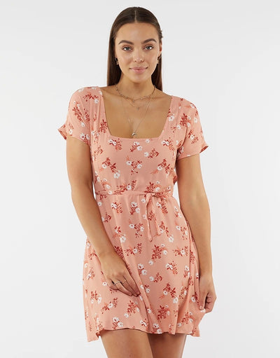 Vintage Floral Fit & Flare Dress - Vintage Floral | Shop All About Eve at IKON in Arrowtown, NZ
