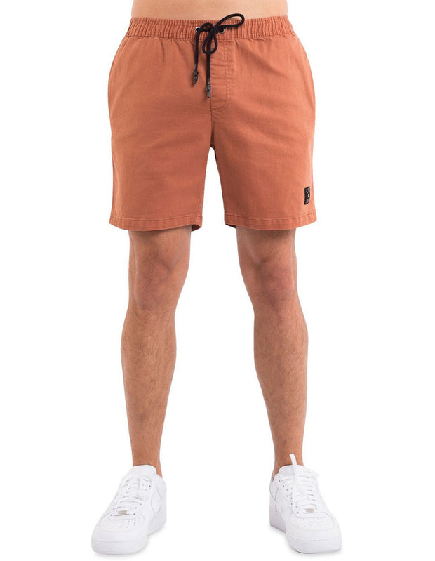 Wok & Woll 2 Short - Tan | Shop St. Goliath at IKON in Arrowtown, NZ