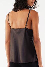 Jorge Ruby Cami - Black