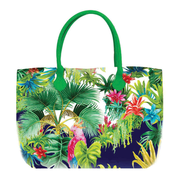 Cooper Palm Before The Storm Tote Bag