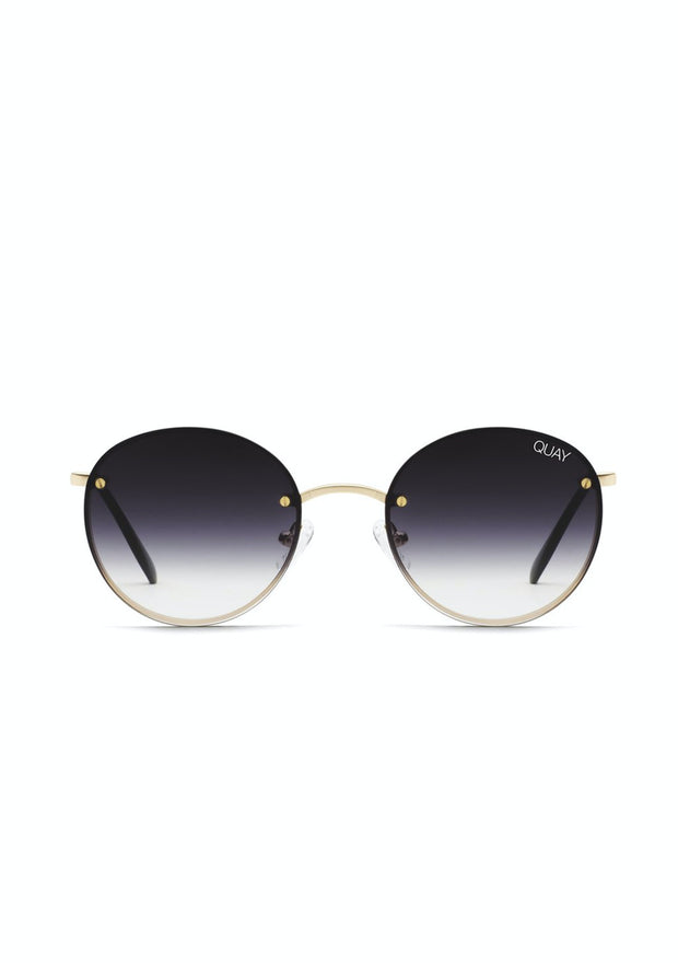 Farrah - Gold/Fade | Shop Quay Sunglasses at IKON NZ
