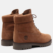 "Mens Icon 6"" Waterproof Boot - Brown Nubuck"