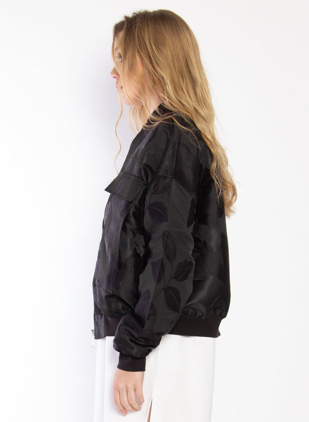 Basking Bomber Black | Shop SomeKind at IKON NZ
