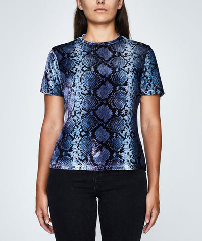 Ksubi Ponty Mython SS Tee Snake | shop Ksubi at IKON, Arrowtown, NZ