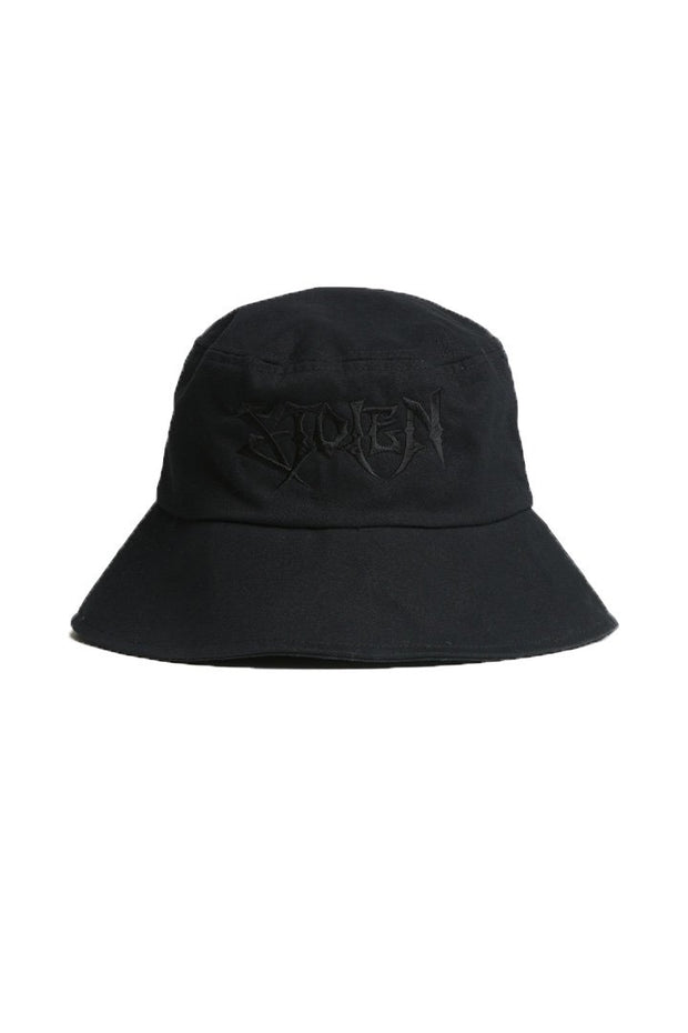 Pogues Bucket Hat - Black | Shop Stolen Girlfriends Club SGC at IKON NZ