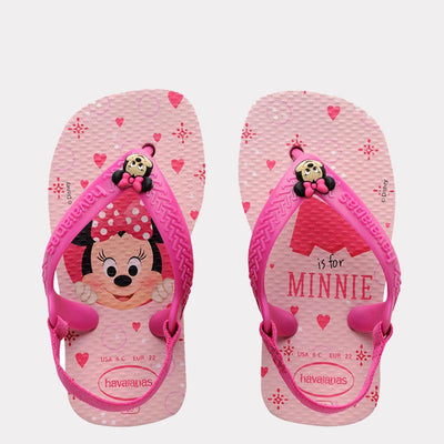 Baby Disney Classic - Crystal Rose | Shop Kids Havaianas at IKON NZ