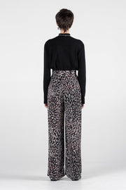 Ink Cat Pant - Leopard