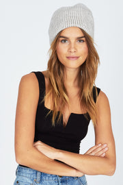 Womens Beanie Babe - Oatmeal | Shop Amuse Society at IKON Arrowtown