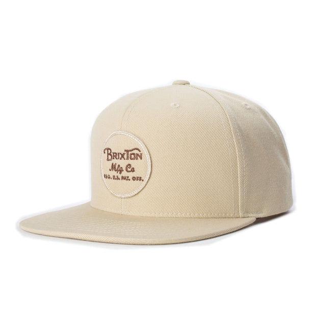 Brixton Wheeler Snapback Safari | Shop Brixton at IKON NZ