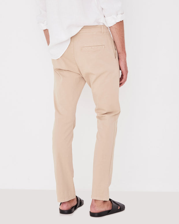 Mens Bronte Chino Pant - Dover