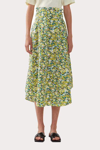 C&M Ditzy Print Skirt | Shop C&M Camilla and Marc at IKON NZ