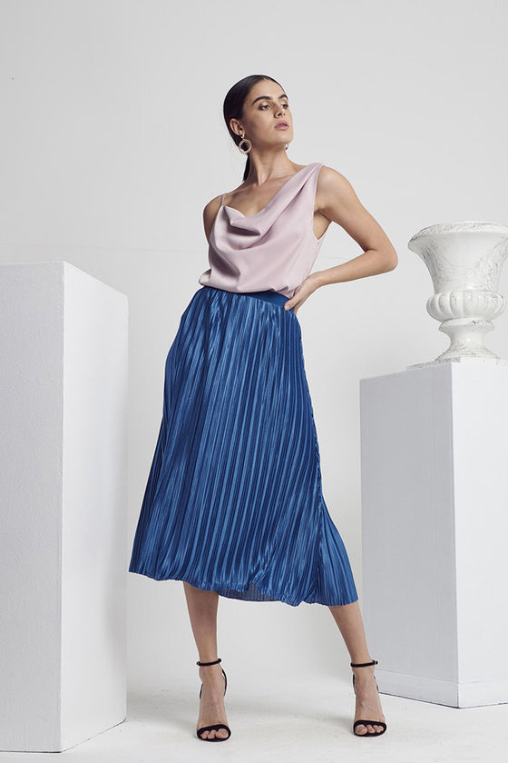 Shilla Class Pleat Skirt | Shop at IKON Arrowtown NZ