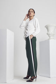 Shilla Class Pants - Forest Green