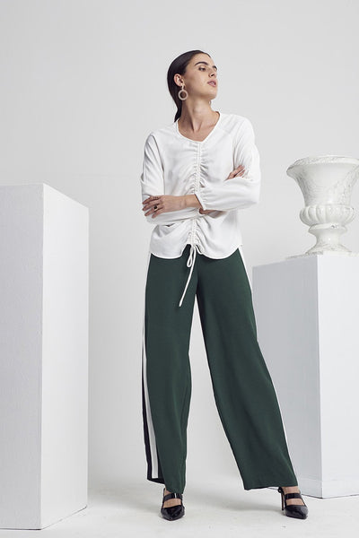 Shilla Class Pants Forest Green | Shop at IKON Arrowtown NZ