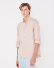 Mens Casual Long Sleeve Shirt Dusk | Shop Assembly Label at IKON