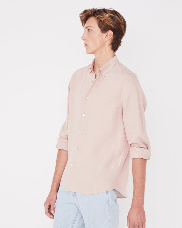 Mens Casual Longsleeve Shirt - Dusk