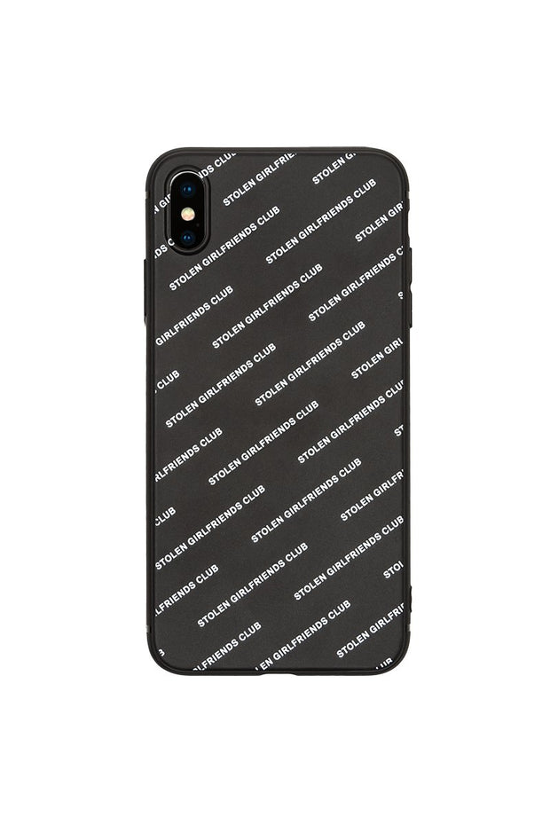 Diagonal Stolen Phone Cover | Shop Stolen Girlfriends Club at IKON in Arrowtown, NZ