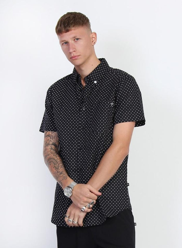 Mens Division Shirt - Black