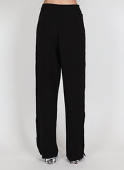 Dome Pant - Black/Gold