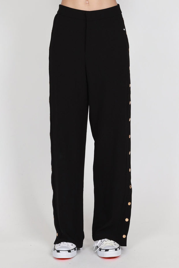 Federation Dome Pant - Black/Gold | Buy Federation Online at GOALS