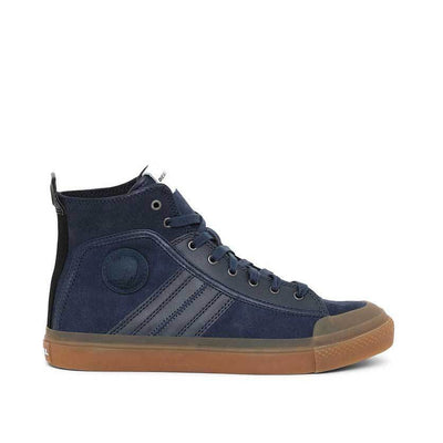 Mens S-Astcio MC Logo High-Top Sneaker | Shop Diesel at IKON