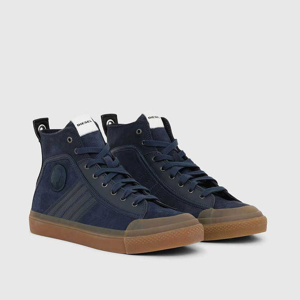 Mens S-Astcio MC Logo High-Top Sneaker 6055