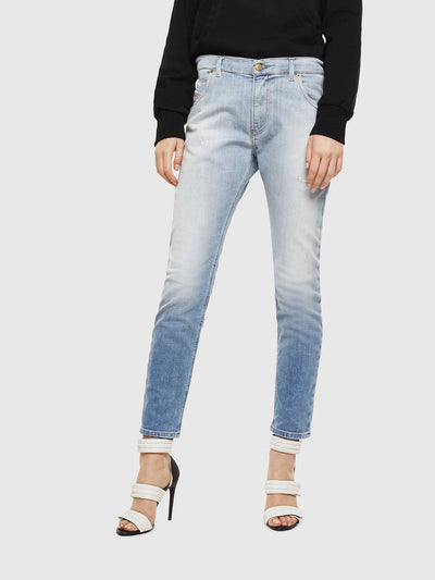 Womens Krailey-B-T Sweat Jeans - 0099R | Shop Diesel Jeans at IKON NZ
