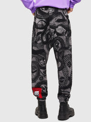 Mens P-Calton-B Trousers - 9XXA | Shop Diesel at IKON NZ