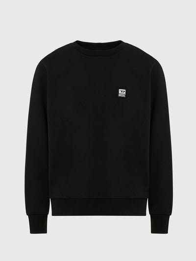 Mens S-Girk-K12 Sweatshirt | Shop Diesel at IKON NZ