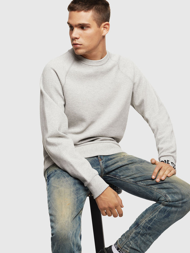 Mens S-Kobler Sweatshirt - Grey 912