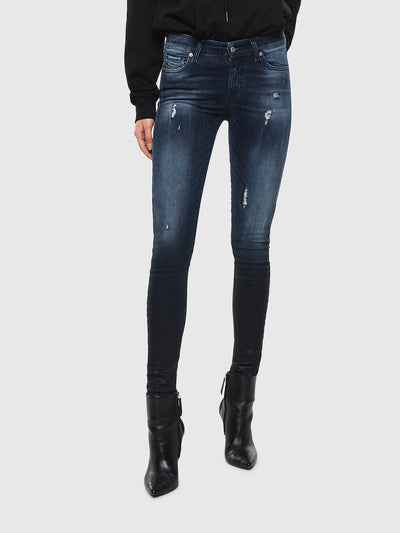 Womens Slandy Jean - 0096K | Shop Diesel Jeans at IKON NZ