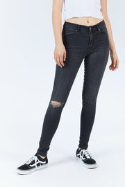 Lexy Jean Off Black Destroy | Shop Dr Denim at IKON Arrowtown