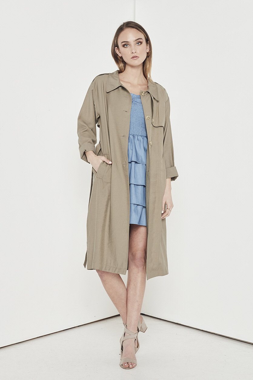 Empire Utility Trench - Olive