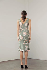 Shilla Enchant Flora Ruffle Dress - Floral