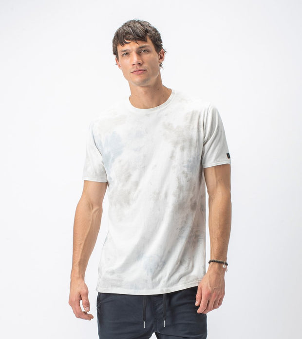 Flintlock Tee Milk/Cement | Shop Zanerobe at IKON NZ