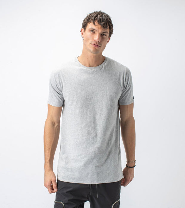 Flintlock Tee Silver Marle | Shop Zanerobe at IKON NZ