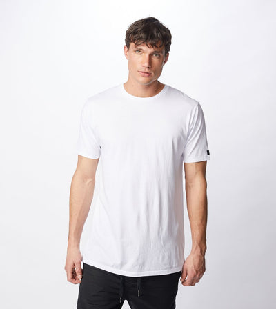 Zanerobe Flintlock Tee White | Shop Zanerobe at IKON NZ