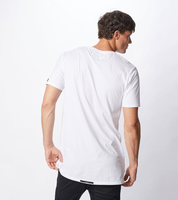 Flintlock Tee - White